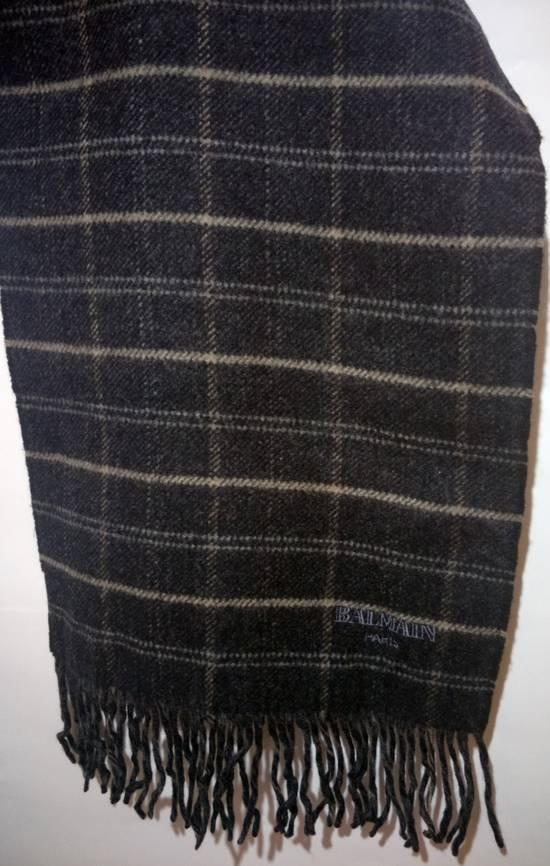 Balmain Vintage Balmain scarves not Rick Owens, Saint Laurent, Raf Simons, A.P.C., Maison Margiela, Acne, Comme des Garcons, Balmain, Undercover, Gucci Size ONE SIZE - 2