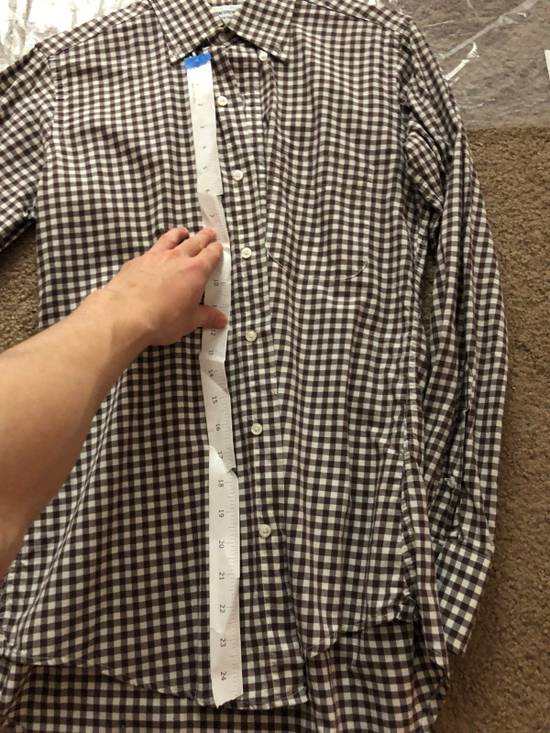 Thom Browne Thom Browne shirts brown size 1 checker used hype deal dress casual Size US S / EU 44-46 / 1 - 3