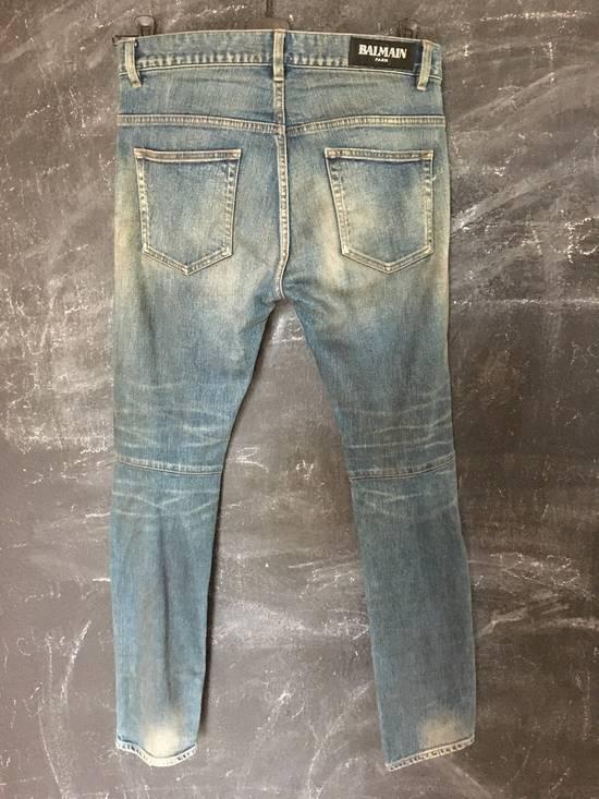 Balmain RARE AW11 Decarnin Balmain Distressed Jeans Size 28 29 30 Size US 28 / EU 44 - 7