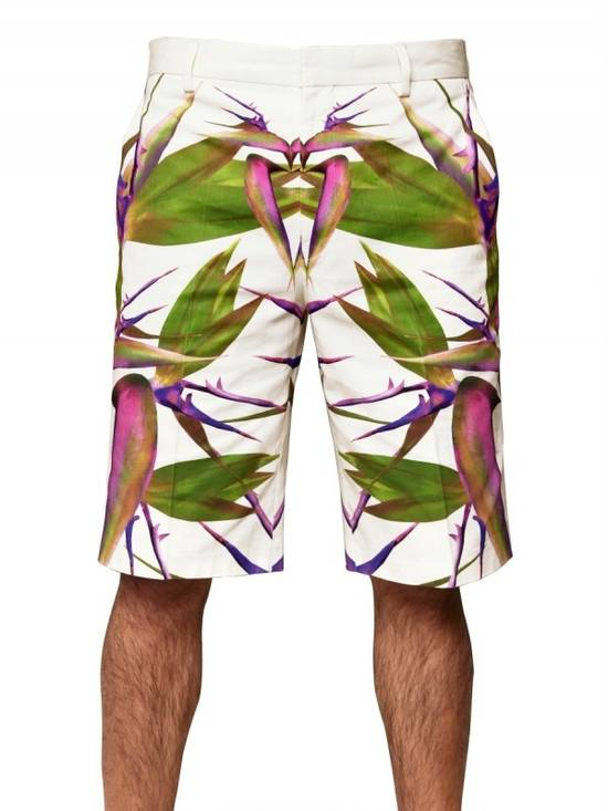 Givenchy Givenchy SS12 Bird of Paradise Gabardine Shorts Man Size Large Not Supreme gucci raf simons ysl palace off-white acne studios visvim maison margiela louis voitton A.P.CA BAPE commes des garcons balenciaga undercover jun takahashi Size US 33 - 10