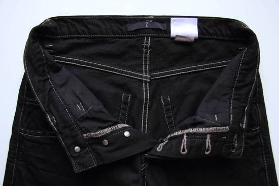 Julius JULIUS_7 COTTON DENIM PANTS SIZE 1 Size US 29 - 4