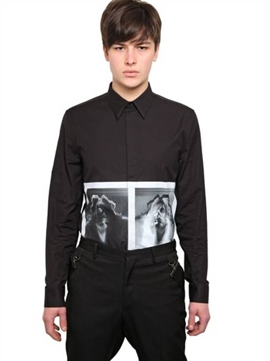Givenchy FW13 Double Skull Shirt Size US S / EU 44-46 / 1 - 5