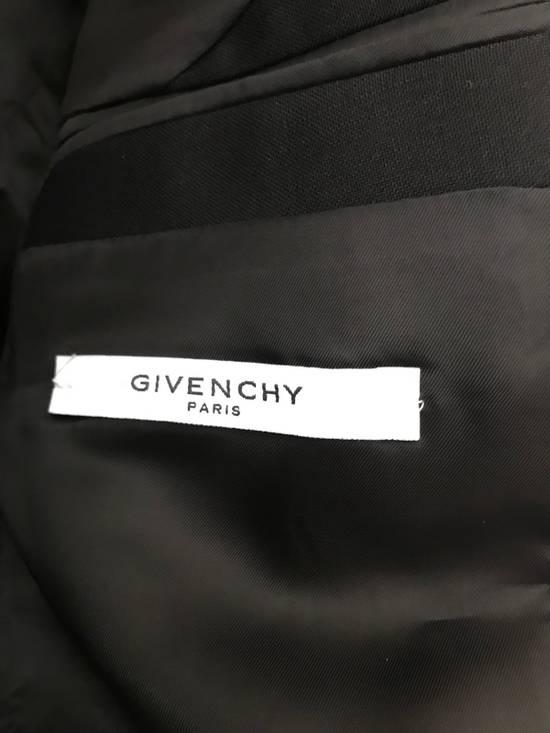 Givenchy Stripe Star Wool Blazer Size 38R - 6