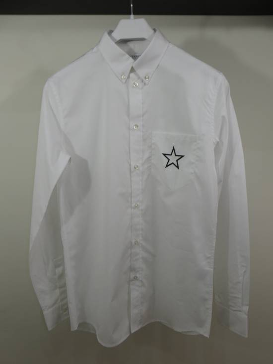 Givenchy Star print pocket shirt Size US S / EU 44-46 / 1 - 1