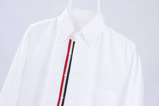 Thom Browne Mens Thom Browne Oxford Classic Button Down Shirt Size US M / EU 48-50 / 2 - 5