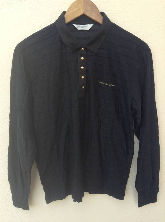 Givenchy Givenchy Play! Long Sleeve Collar T-shirt Nice Design Size US L / EU 52-54 / 3