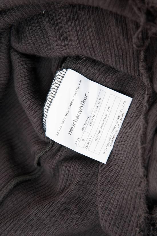 Julius Distressed Sleeveless Shirt Size US M / EU 48-50 / 2 - 3