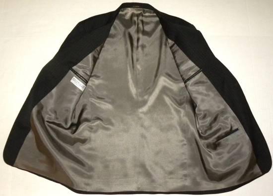 Givenchy Vintage Pin Striped Single Button Blazer Size 42R - 4