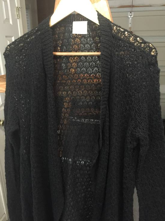 "Julius AW03 ""Cloth Works for Undead"" Asymmetric Cardigan Size US M / EU 48-50 / 2 - 1"