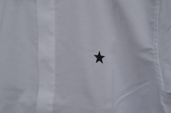 Givenchy White Chest Star Shirt Size US L / EU 52-54 / 3 - 4