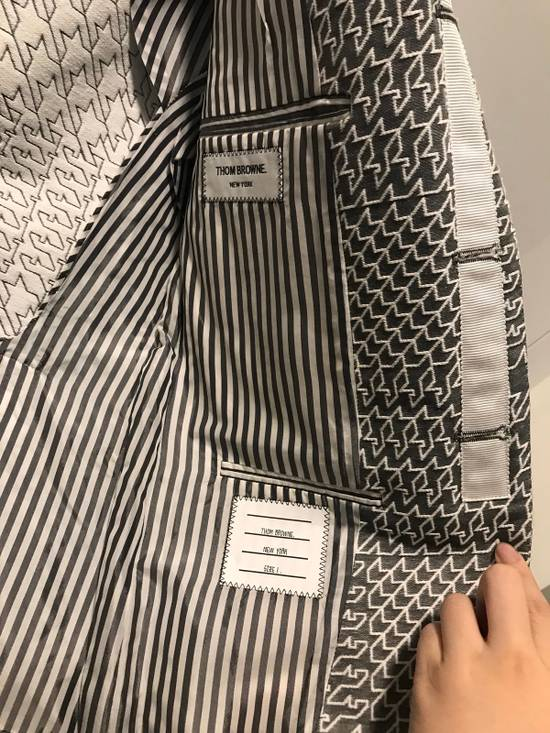 Thom Browne beautiful Embroidered Blazer Size 46S - 1