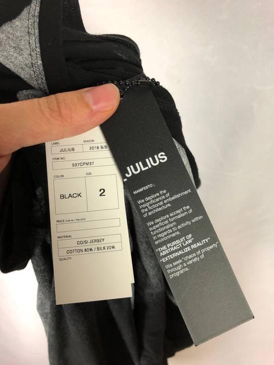 Julius Final Price! New! SS16 Printed T-shirt Size US L / EU 52-54 / 3 - 5