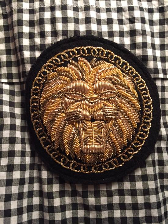 Balmain Balmain Patch Work Button Up Size US M / EU 48-50 / 2 - 1