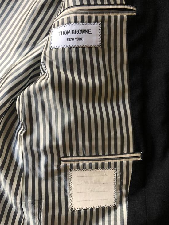 Thom Browne Charcoal Suit (Size 1) Size 38R - 3