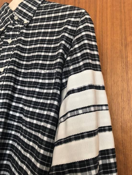 Thom Browne Navy Plaid Grosgain Sleeve Size 1 Size US S / EU 44-46 / 1