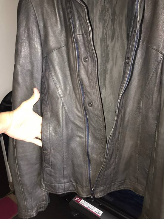 Julius Julius SS12 Runway Leather Jacket Size US M / EU 48-50 / 2 - 3