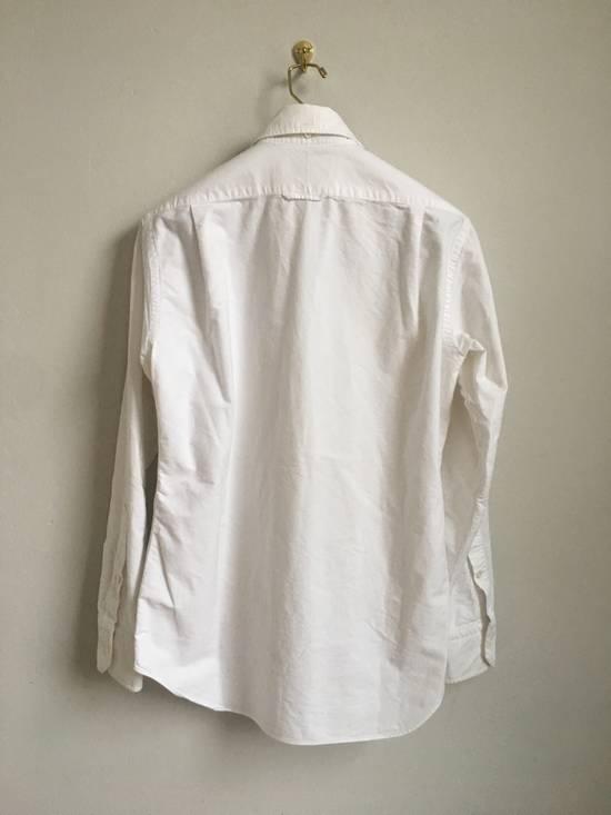 Thom Browne Classic White Shirt round collar Size US L / EU 52-54 / 3 - 1