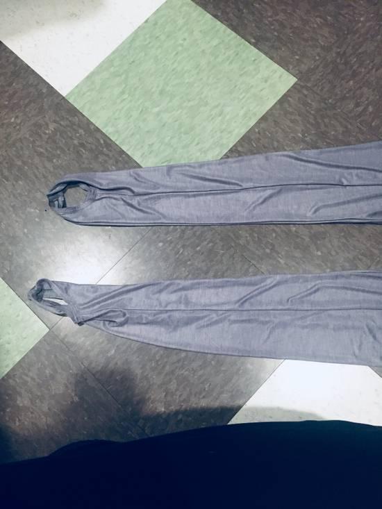 Julius MA Julius SS13 Silver Grey Leggings Size US 32 / EU 48 - 2