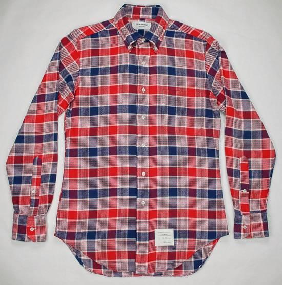 Thom Browne Thom Browne Plaid Shirt Size 2 Size US M / EU 48-50 / 2 - 1