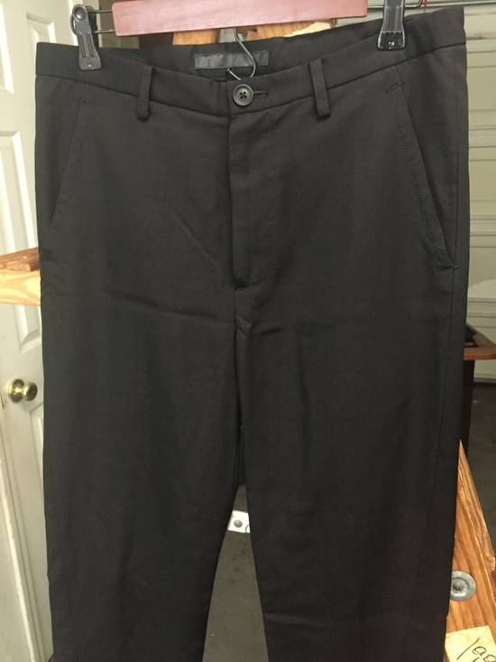 Julius SS11 Cu/Ra/Wo Long Inseam Trousers Size US 31