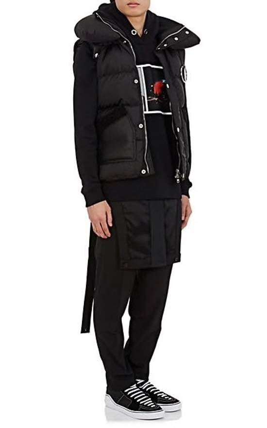 Givenchy Givenchy Shearling Trimmed Puffer Jacket Size US L / EU 52-54 / 3 - 1
