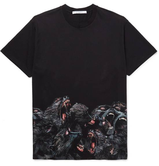Givenchy Monkey Printed T-Shirt Columbian-fit Size US L / EU 52-54 / 3