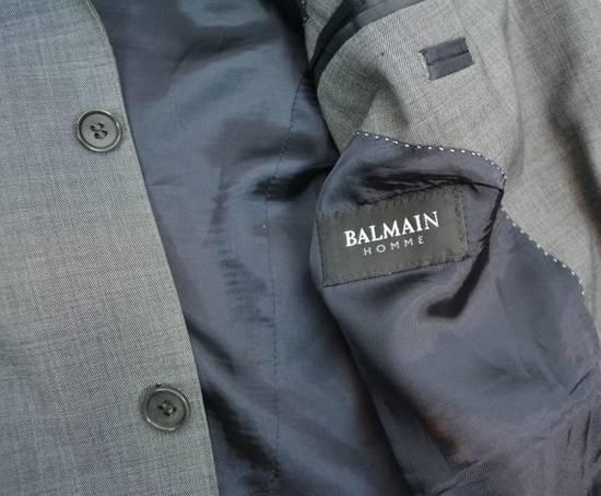 Balmain Balmain Suit Gray Size 40R (50R IT) Retail $2,950 Kayne West Size 40R - 5