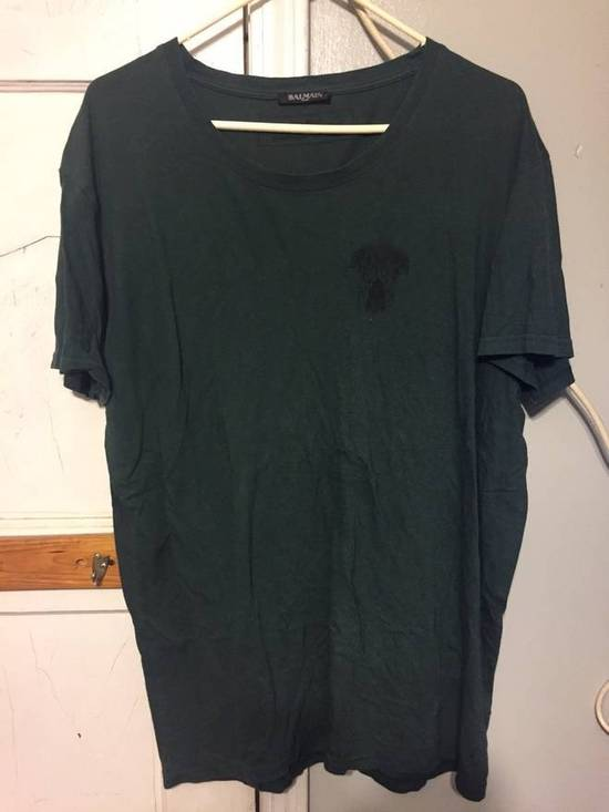 Balmain Lion Crest T Size US XL / EU 56 / 4