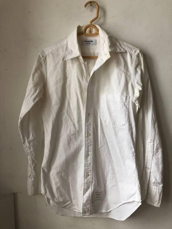 Thom Browne Cotton Oxford Size US M / EU 48-50 / 2