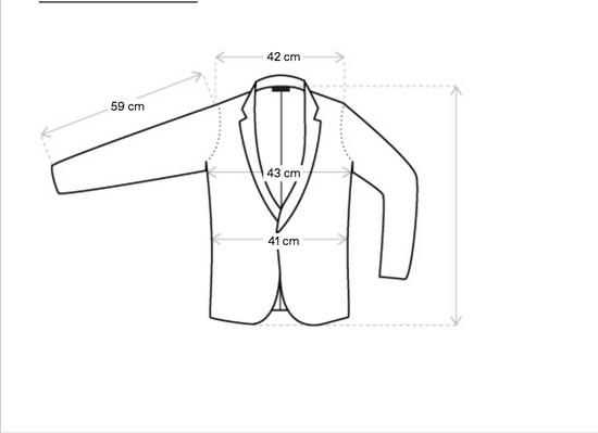 Thom Browne Thom Browne Cashmere navyblue blazer Size 34R - 6