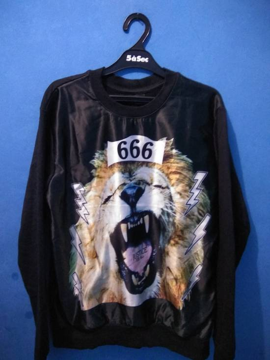Givenchy Givenchy x Metallica Sweetshirt satin Justice for all vintage rare Size US M / EU 48-50 / 2