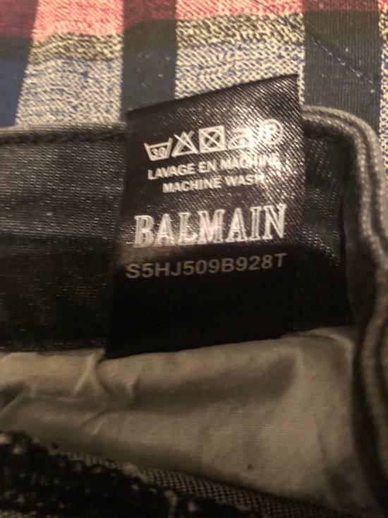 Balmain Balmain Stretch Fit Denim Size US 38 / EU 54 - 6