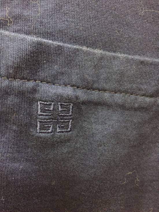 Givenchy 80's GIVENCHY embroidered logo pocket polo t shirt Size US S / EU 44-46 / 1 - 5