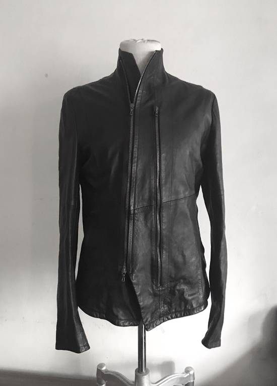Julius FW2016 Julius Calf Leather Jacket Size US S / EU 44-46 / 1 - 1