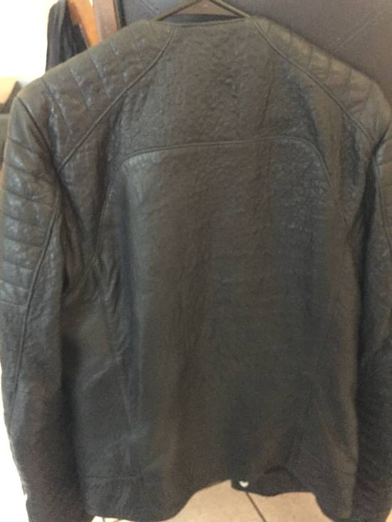 Balmain Classis Leather Jacket Size US M / EU 48-50 / 2 - 7