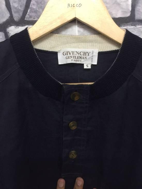 Givenchy Vintage Embroidered Logo Single Pocket Givency Short Sleeve Size US S / EU 44-46 / 1 - 1
