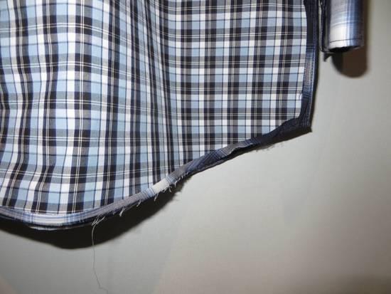 Givenchy Contrast check shirt Size US M / EU 48-50 / 2 - 3