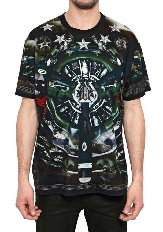 Givenchy Givenchy Airplane Graphic T-shirt Size US S / EU 44-46 / 1
