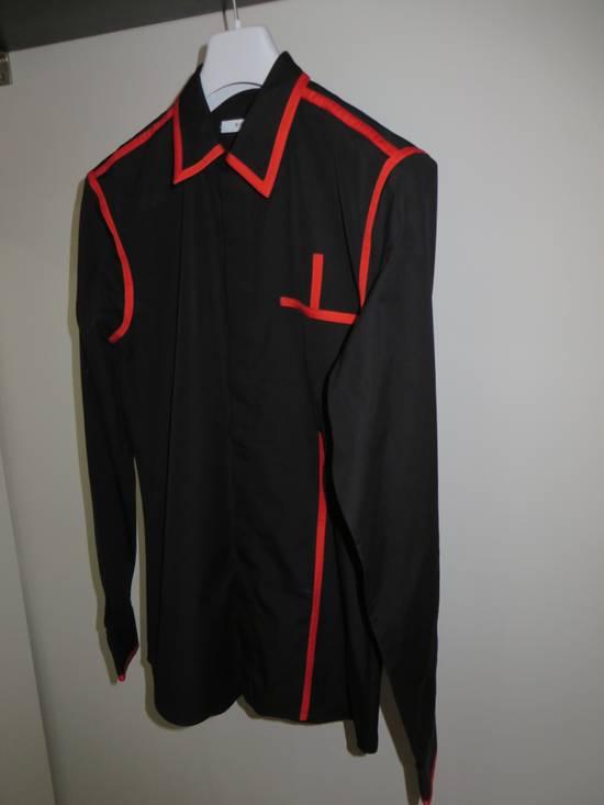 Givenchy Contrast trim shirt Size US S / EU 44-46 / 1 - 3