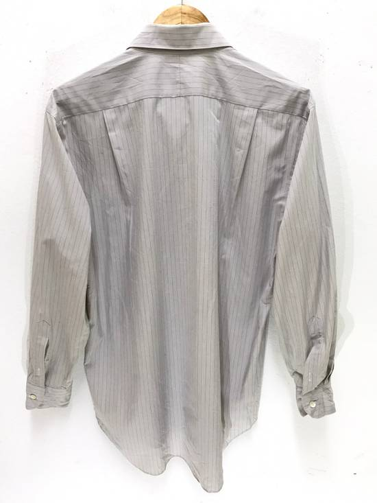 Balmain Balmain Paris Made in Japan Striped Shirt Button Up Size US M / EU 48-50 / 2 - 2
