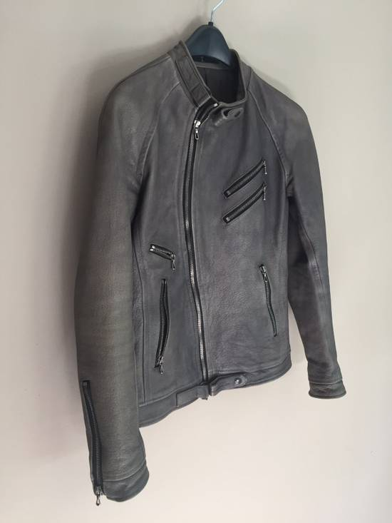Julius SS08 Grainy Buffalo Riders Jacket Size US XS / EU 42 / 0 - 3