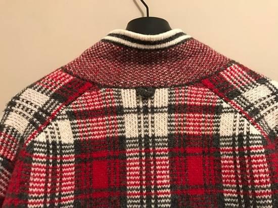 Thom Browne Wool Plaid Cardigan Jacket Size BB3 VERY RARE Size US L / EU 52-54 / 3 - 12
