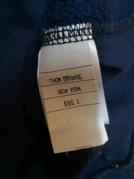 Thom Browne USA classic stripes navy sweatshirt Size US M / EU 48-50 / 2 - 7