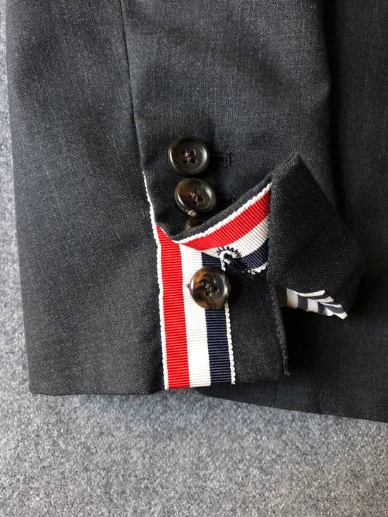 Thom Browne Charcoal Suit (Size 1) Size 38R - 2