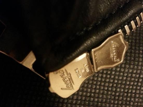 Balmain Safety Pin Leather Biker Jacke Size US M / EU 48-50 / 2 - 16