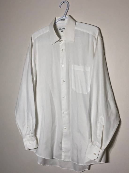 Balmain Long Sleeve Button Down Size US M / EU 48-50 / 2
