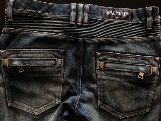 Balmain Balmain Straight Biker Jeans Size US 30 / EU 46 - 2