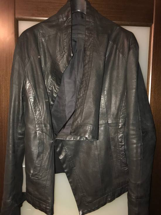 Julius Leather Jacket JP Size 3 Size US L / EU 52-54 / 3 - 5