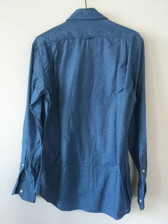 Thom Browne Thom browne TB shirt blue Size US M / EU 48-50 / 2 - 1