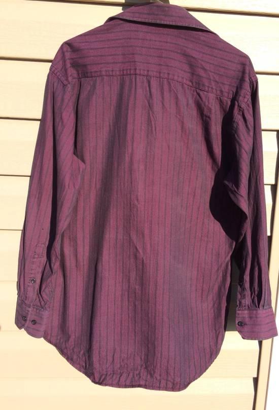 Balmain Button-up Striped Shirt Size US M / EU 48-50 / 2 - 1